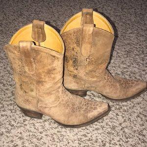 Old Gringo Size 8 Women Boots  Short Shaft